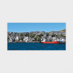 Stromness from Copland's Greetings Card - DL