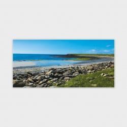 Skaill Beach, Orkney Greetings Card - DL