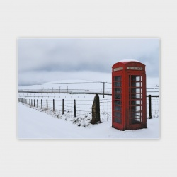 Orkney Calling Greetings Card - A6