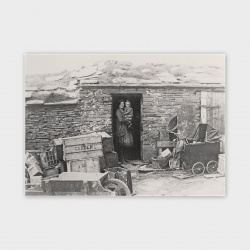 Isbister Bros, Gyron, Orkney Greetings Card - A6