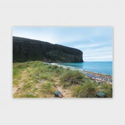 Rackwick Beach, Hoy Greetings Card - A6